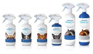 vetericyn foamcare shampoo